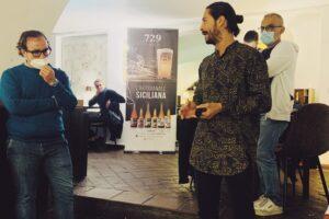 729beer la birra artigianale va in scena al Sale Art Cafè di Catania