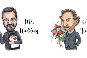 Matrimonio indimenticabile se a scegliere i fiori ci aiuta Mr Flower!