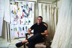 Come nasce un abito da sposa, intervista a Marco Strano