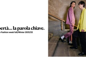 Libertà la parola chiave della Milano Fashion Week Fall/Winter 2021/22