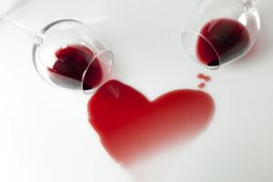 San Valentino, una festa d'amore anche per calici e piatti