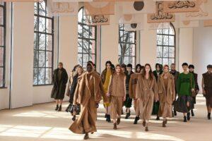 Milano Fashion Week: Max Mara stile britannico e accento italiano