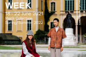 Milano Fashion Week Men's Collection Primavera/Estate 2022
