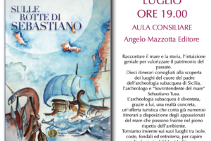 Pantelleria: Maria Laura Crescimanno presenta il suo libro dedicato a Sebastiano Tusa