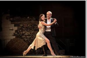"Torna il grande tango: ""Volver, Sensaciones de Tango"""