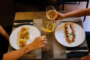 """""""Miscelazione di sapori"""" la cucina di Vite incontra i cocktail di Oliva.Co"""