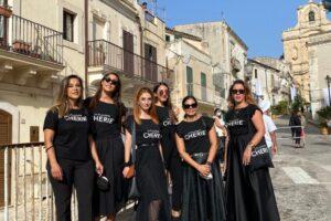 Matrimonio Miriam Leone, La Truccheria Cherie protagonista